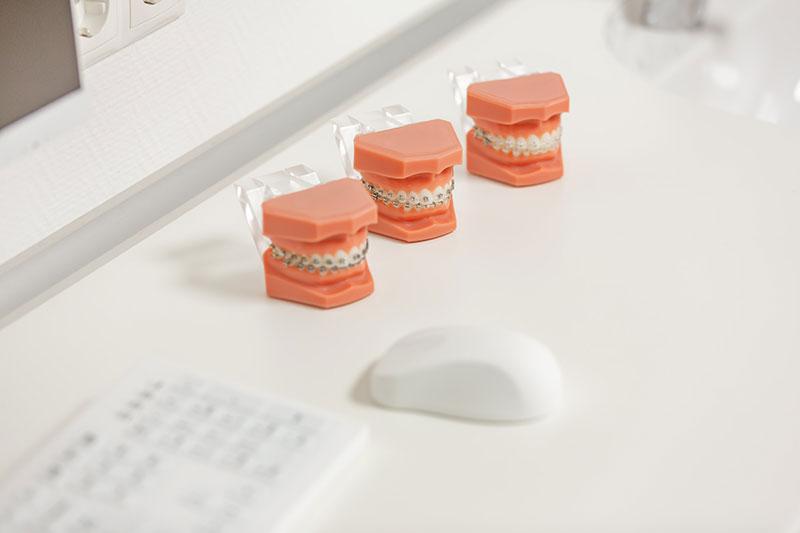 Feste Zahnspange Praxis Bissinger